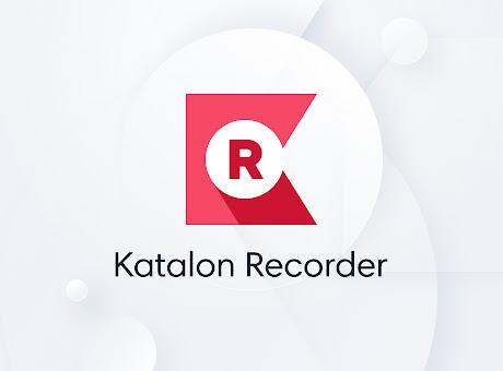 Katalon Recorder (Selenium tests generator)