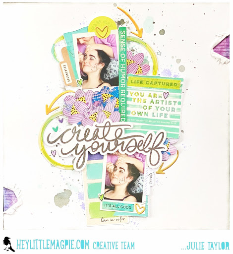More Colour it up with Color Study by Vicki Boutin   Julie Taylor