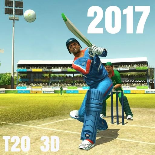 Cricket Games 2017 New 3D T20