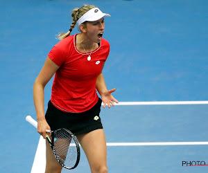Elise Mertens plaatst zich voor de halve finale van Western & Southern