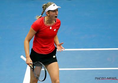 Topdag voor de Belgen op WTA-toernooi van Doha