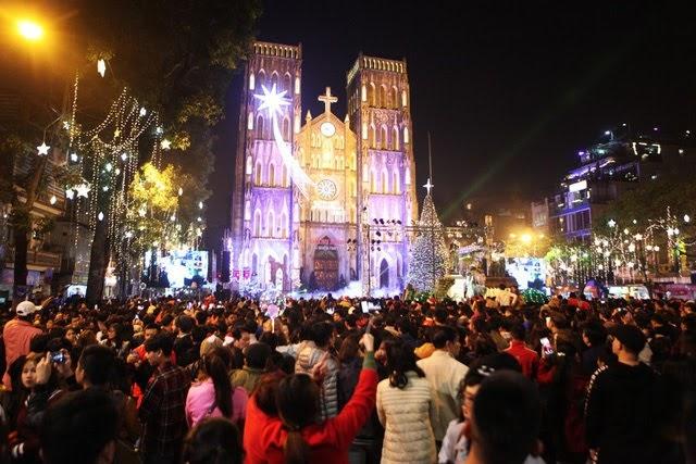 Khu nhà thờ Lớn Hà Nội