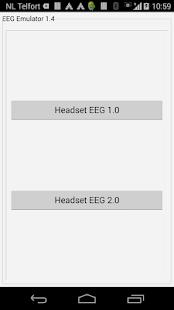 Imec - EEG Emulator - náhled