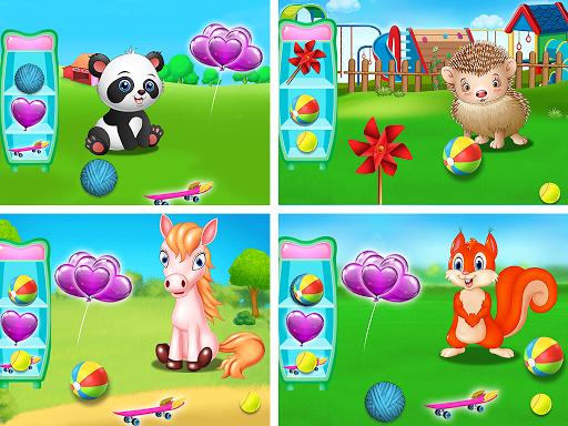 Pet Vet Care Wash Feed Animals - Animal Doctor Fun android2mod screenshots 10