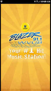 91.1 WVUB- screenshot thumbnail
