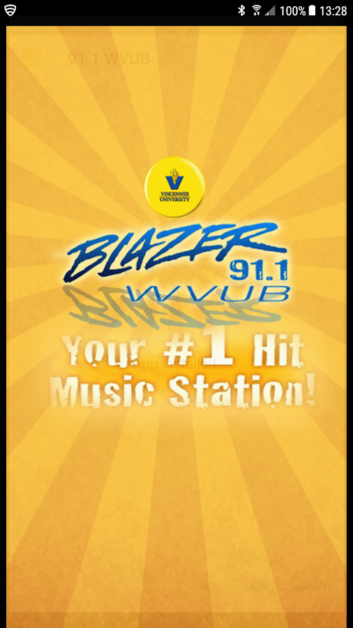 91.1 WVUB- screenshot