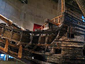 Photo: the Vasa