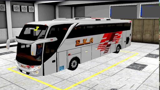 Livery Jetbus 3 Shd Bussid 1 0 Apk By Rampage Studio Details