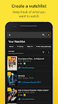 screenshot of IMDb Movies & TV Shows: Trailers, Reviews, Tickets