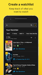 IMDb Movies & TV Shows: Trailers, Reviews, Tickets App Download For Android and iPhone 6