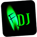 fireTheDJ (needs Adobe AIR) icon