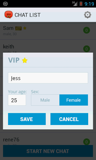Chat online flirt