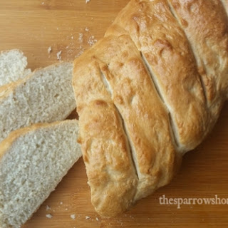 Fast & Easy French Bread Recipe