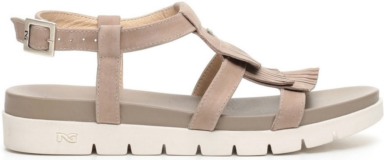 sandali bassi Nero Giardini