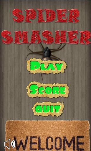 spider smasher