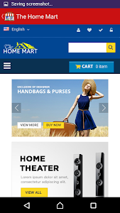 The Home Mart screenshot 1