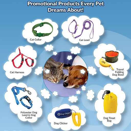 Promotional Merchandise for Pets