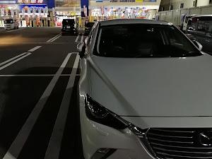 CX-3 DKEAW 2017年式20S PROACTIVE AWDのカスタム事例画像 moyashiさんの2018年11月10日19:28の投稿