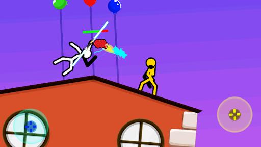 Stickman Mortal Duo 6.0 screenshots 2