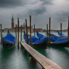 Venezia Venice Venedig by Jani Novak - Buildings & Architecture Bridges & Suspended Structures ( venezia venice venedig )