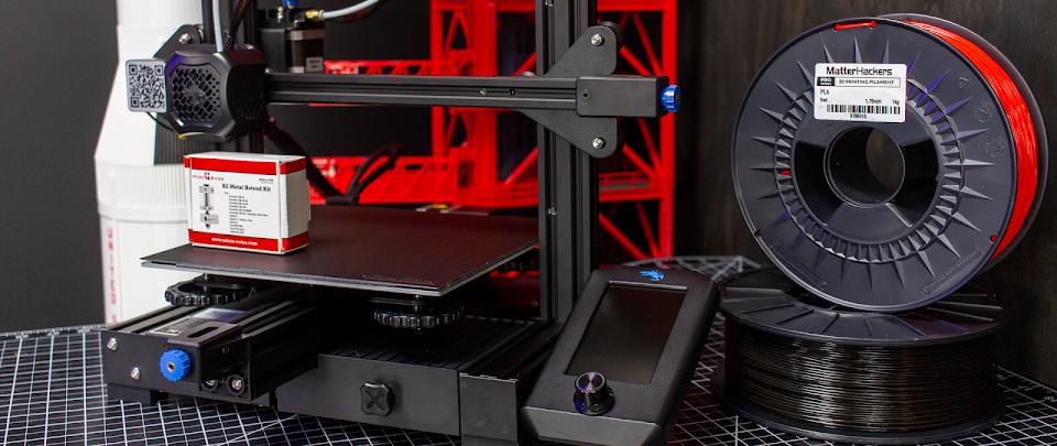 Tech Breakdown: Ender 3 V2 Maker Bundle