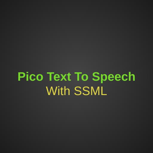 Text To Speech Pico Apk 1