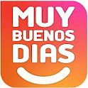 Buenos Días - Saludos y tarjetas para compartir! icon