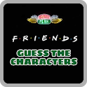 FRIENDS Character Quiz icon