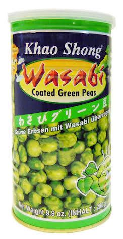Wasabi Green Peas 280g Khao Shong