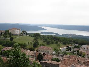 Photo: Lac de Sainte Croix from Aiguines