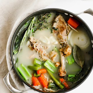How to Make the Best Homemade Turkey Broth.