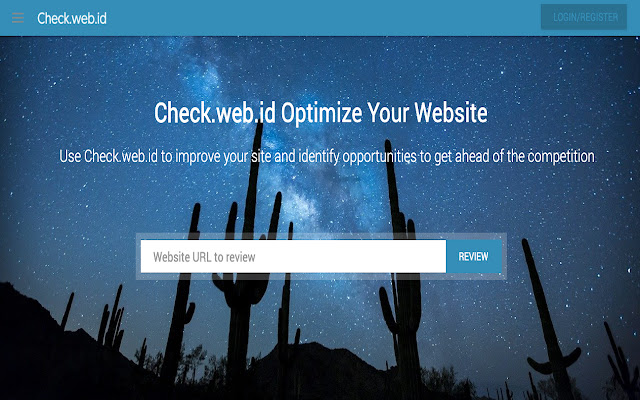 Check.web.id - SEO & Website Analysis