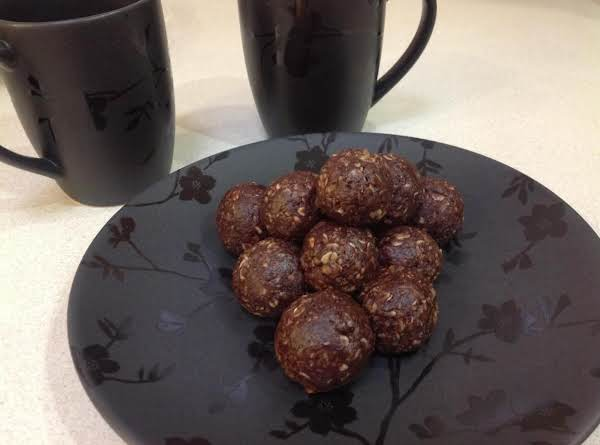 Chocolate Oat Tea Cookies Recipe