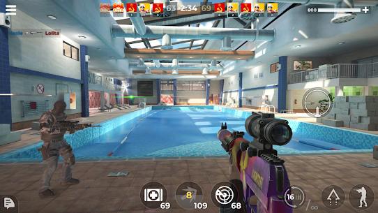 AWP Mode: Elite online 3D sniper action MOD APK (Unlimited Money) 4
