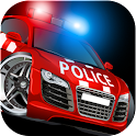 Cop chase games for free icon