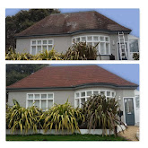 roof and gutter cleaning service in east and west sussex