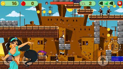 Aladin Mysterious Castle Adventures 2.0 APK MOD screenshots 1