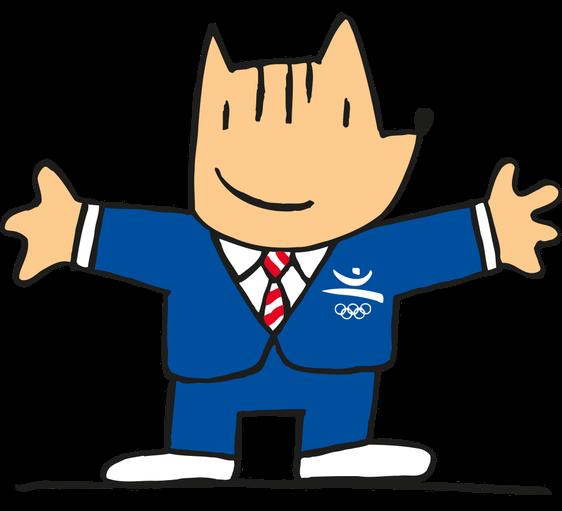 Barcelona 1992 – Mascot Cobi - theolympicdesign – Olympic Design Webseite!