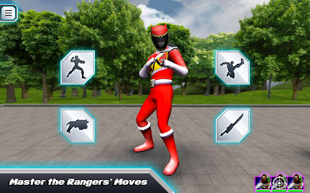 Power Rangers Dino Rumble 1.05 screenshot 202807