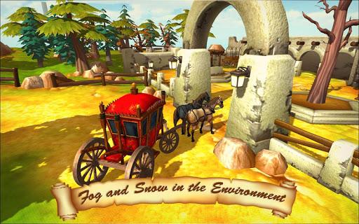 Horse Taxi City Transport: Horse Riding Games painmod.com screenshots 3