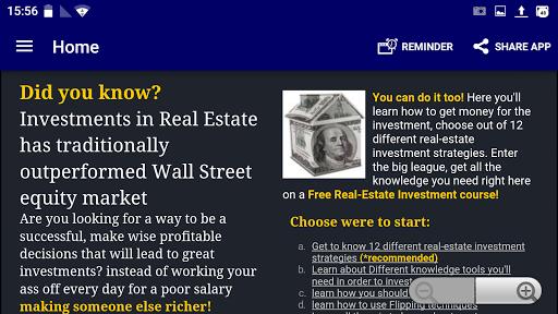 不動産プロパティ コース 無料不動産の投資のテクニック