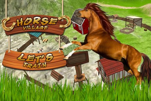 My Horse Simulator Training 3D