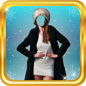 download Winter Dress Photo Montage apk