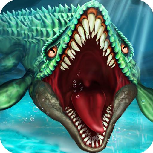 Jurassic Dino Water World (game)