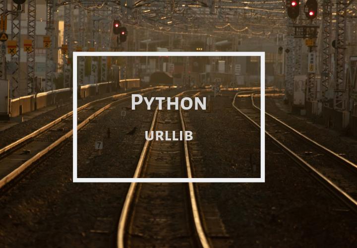 Python URLLIB