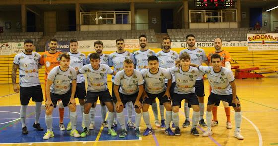 Victoria del CD El Ejido Futsal ante UMA Antequera
