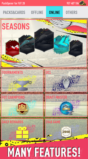 Pack Opener for FUT 20 by SMOQ GAMES filehippodl screenshot 24