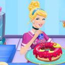 Princess Donuts Shop Game Icon