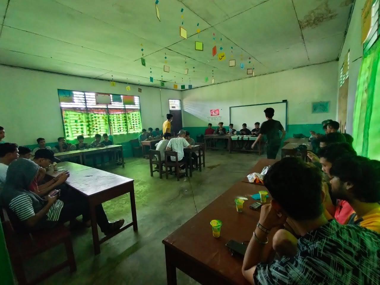 Turnamen Free Fire Melayu Nogoi Di Rohul Berjalan Dengan Sukses