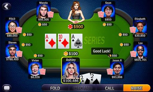ワールドシリーズオブポーカー - Texas Holdem
